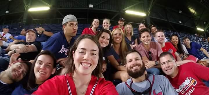 2016 ITSGA/GAITE Braves Networking Social
