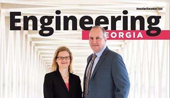 Engineering Georgia Magazine November/December 2016 Issue