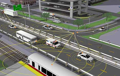 New Rule Would Mandate Vehicle-to-Vehicle Communication