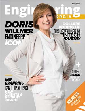 Sneak Peek: Engineering Georgia's March/April Issue is Here!