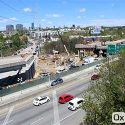 Time Lapse of I-85 Reconstruction