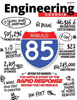 The Story Behind the I-85 Rebuild Response + More!