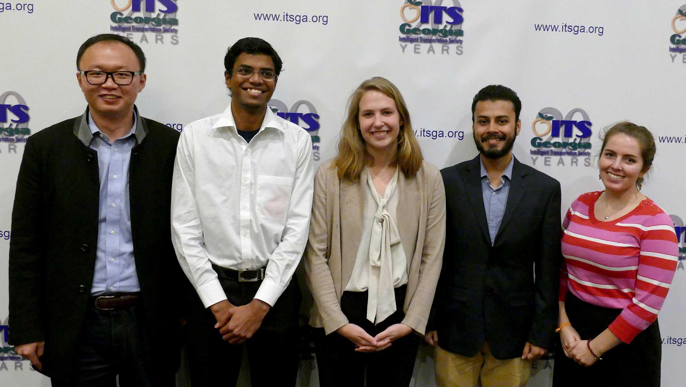 2017 Wayne Shackelford Scholarship Winners