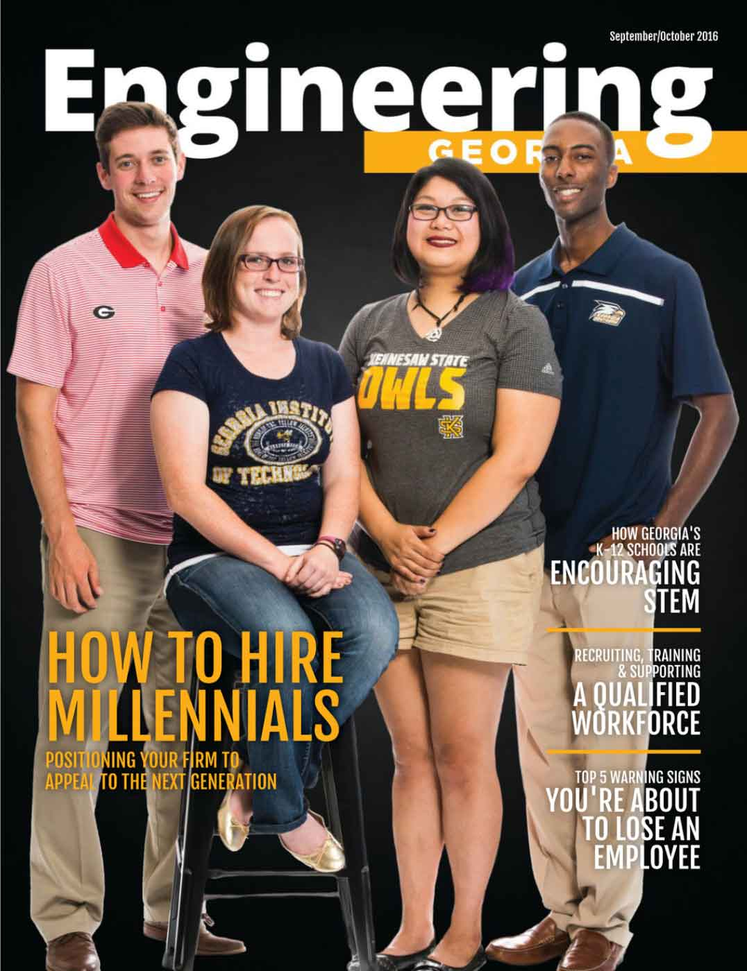 Engineering Georgia – How to Hire Millennials + More in the Latest Workforce and Education Issue
